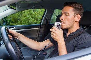 Breathalyzer Test Driving Under the Influence